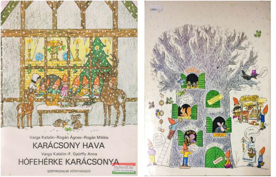 Karácsony hava mesekönyv