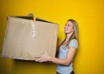 költözés